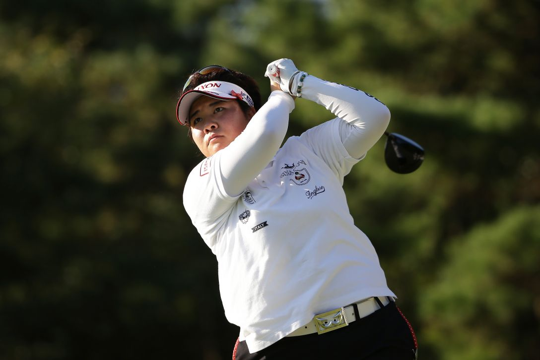 日本女子プロゴルフ選手権大会 コニカミノルタ杯 2日目 酒井 美紀