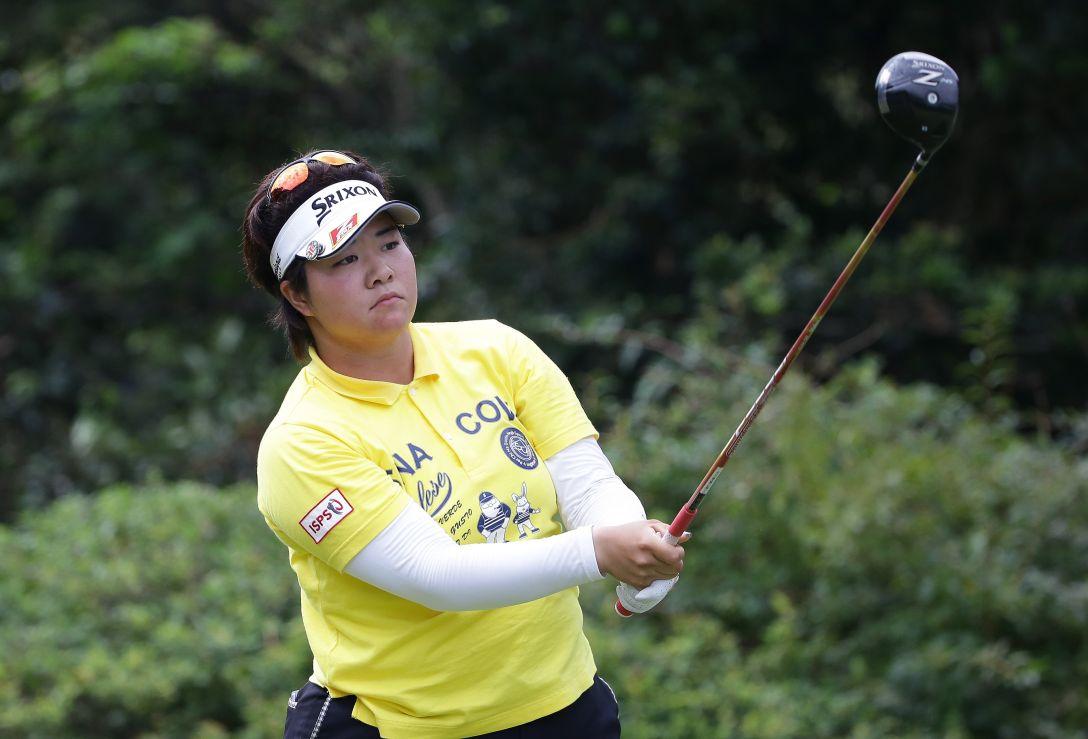 日本女子プロゴルフ選手権大会コニカミノルタ杯 3日目 酒井 美紀