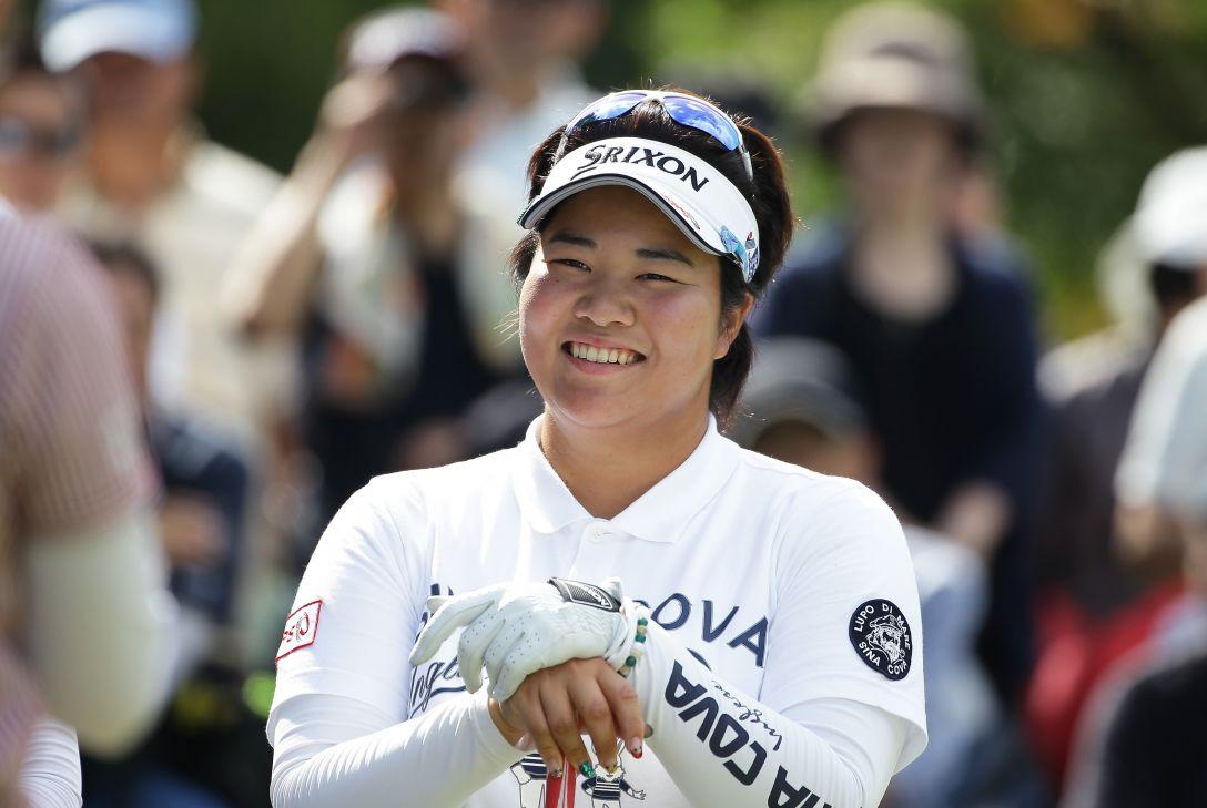 日本女子プロゴルフ選手権大会 コニカミノルタ杯 最終日 酒井美紀