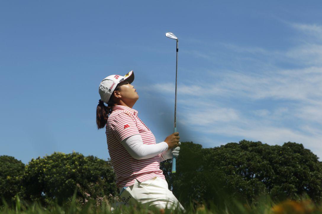 日本女子プロゴルフ選手権大会 最終日 アン ソンジュ