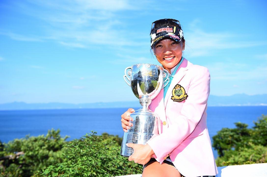 日本女子プロゴルフ選手権大会コニカミノルタ杯 最終日 テレサ・ルー