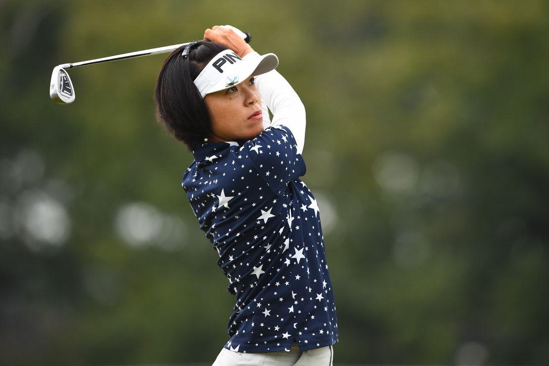 スタンレーレディスゴルフトーナメント 2日目 大山 志保<写真:Masterpress/Getty Images>