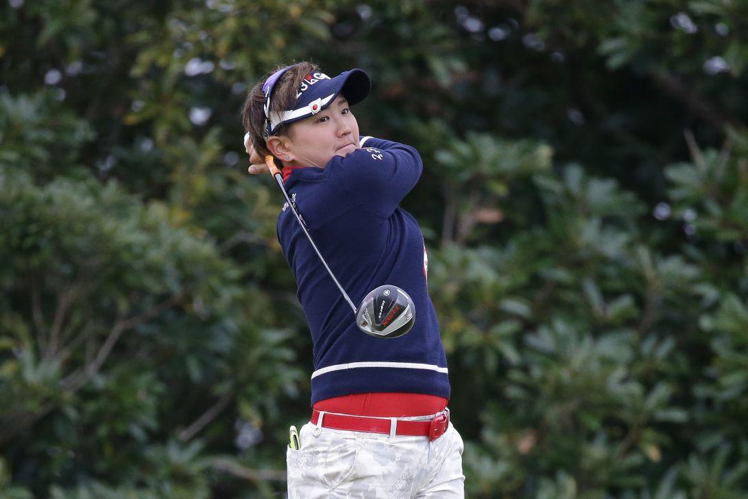 LPGAツアーチャンピオンシップリコーカップ 最終日 成田 美寿々 <写真:Chung Sung-Jun/Getty Images>