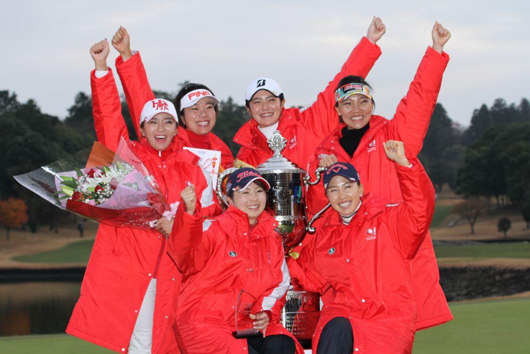 Hitachi 3Tours Championship 2015