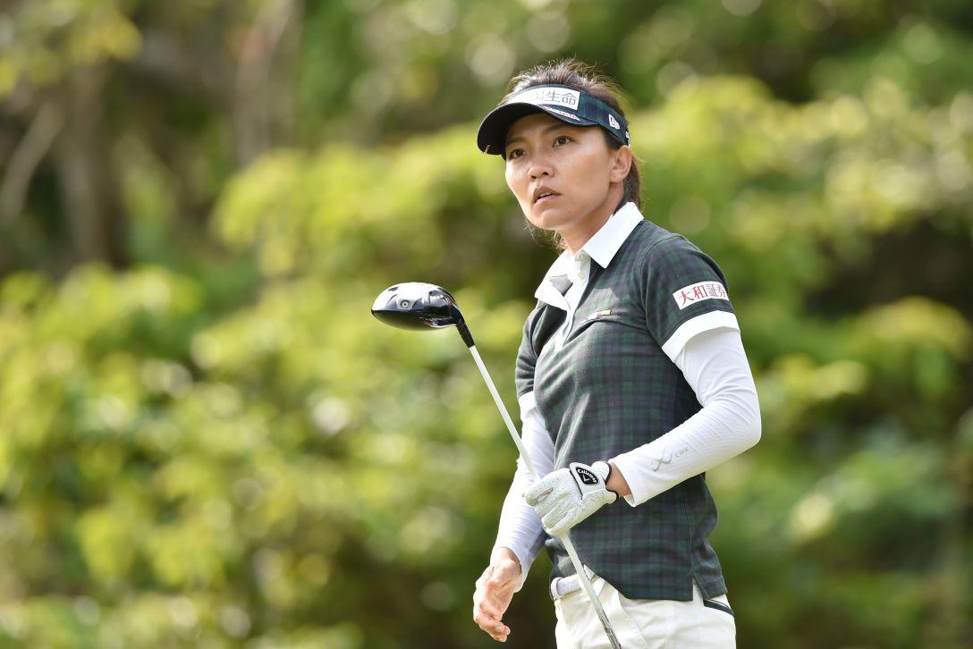 ダイキンオーキッドレディスゴルフトーナメント 2日目 テレサ・ルー<Photo:Atsushi Tomura/Getty Images>