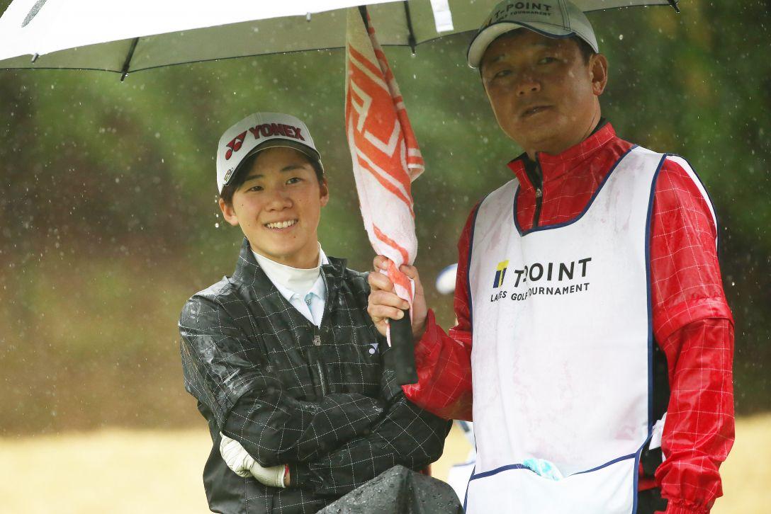 Tポイントレディス ゴルフトーナメント 1日目 山口 すず夏 <Photo:Atsushi Tomura/Getty images>