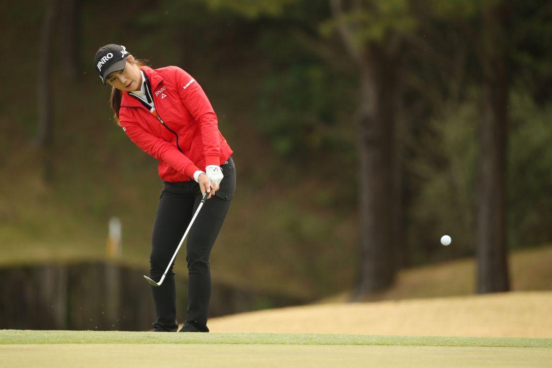 アクサレディスゴルフトーナメント 1日目 キム ハヌル <Photo:Atsushi Tomura/Getty Images>