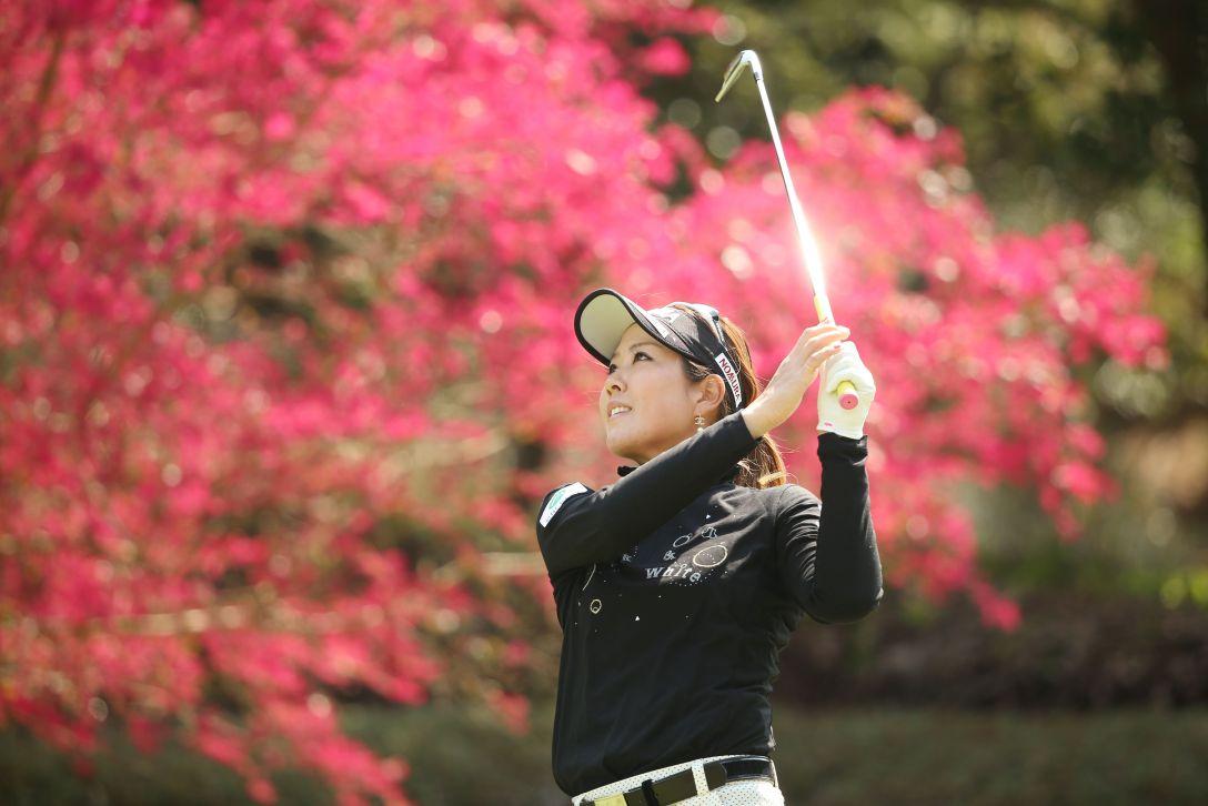 アクサレディスゴルフトーナメント 最終日 福田 真未 <Photo:Atsushi Tomura/Getty images>