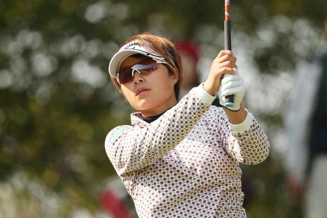 アクサレディスゴルフトーナメント 最終日 永田 あおい <Photo:Atsushi Tomura/Getty images>