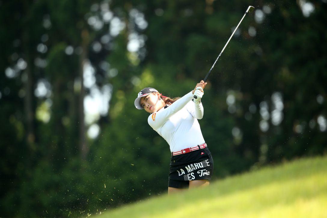 ヨネックスレディスゴルフトーナメント 2日目 イ ボミ <Photo:Atsushi Tomura/Getty Images>