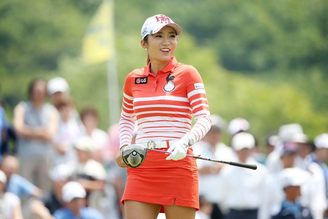 ヨネックスレディスゴルフトーナメント 最終日 イ ボミ <Photo:Atsushi Tomura/Getty Images>