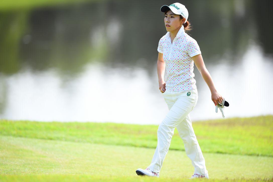 サントリーレディスオープンゴルフトーナメント 1日目 木村彩子 <Photo:Masterpress/Getty Images>