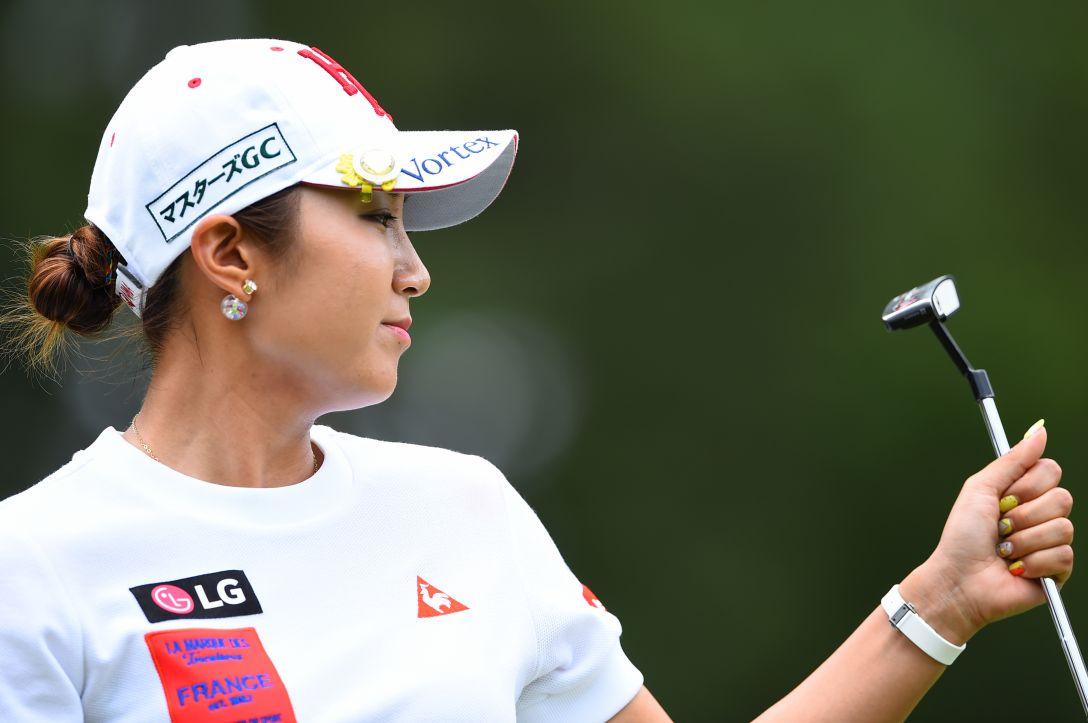サントリーレディスオープンゴルフトーナメント 1日目 イボミ <Photo:Masterpress/Getty Images>