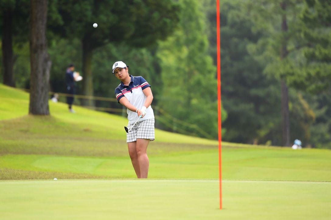 サントリーレディスオープンゴルフトーナメント 3日目 河野美桜 <Photo:Masterpress/Getty Images>