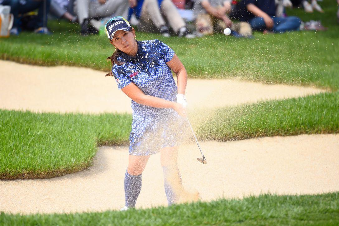 サントリーレディスオープンゴルフトーナメント 3日目 吉田弓美子 <Photo:Masterpress/Getty Images>