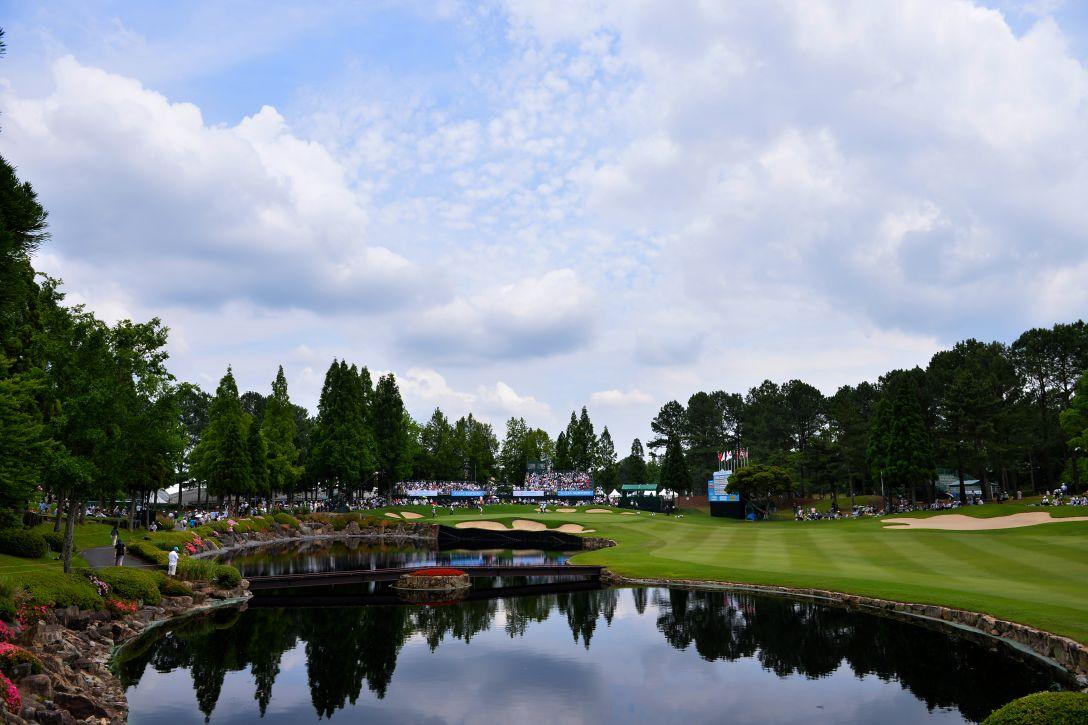 サントリーレディスオープンゴルフトーナメント 3日目 <Photo:Masterpress/Getty Images>