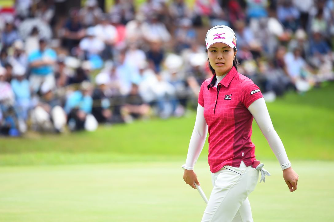サントリーレディスオープンゴルフトーナメント 3日目 服部真夕 <Photo:Masterpress/Getty Images>