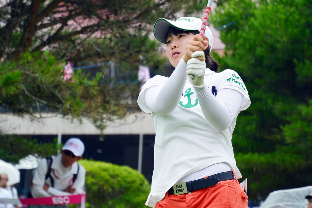 ECCレディス ゴルフトーナメント 最終日 蛭田みな美