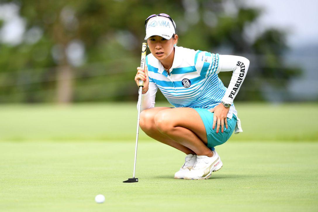 センチュリー21レディスゴルフトーナメント 2日目 木戸愛 <Photo:Arrow Press/Getty Images>