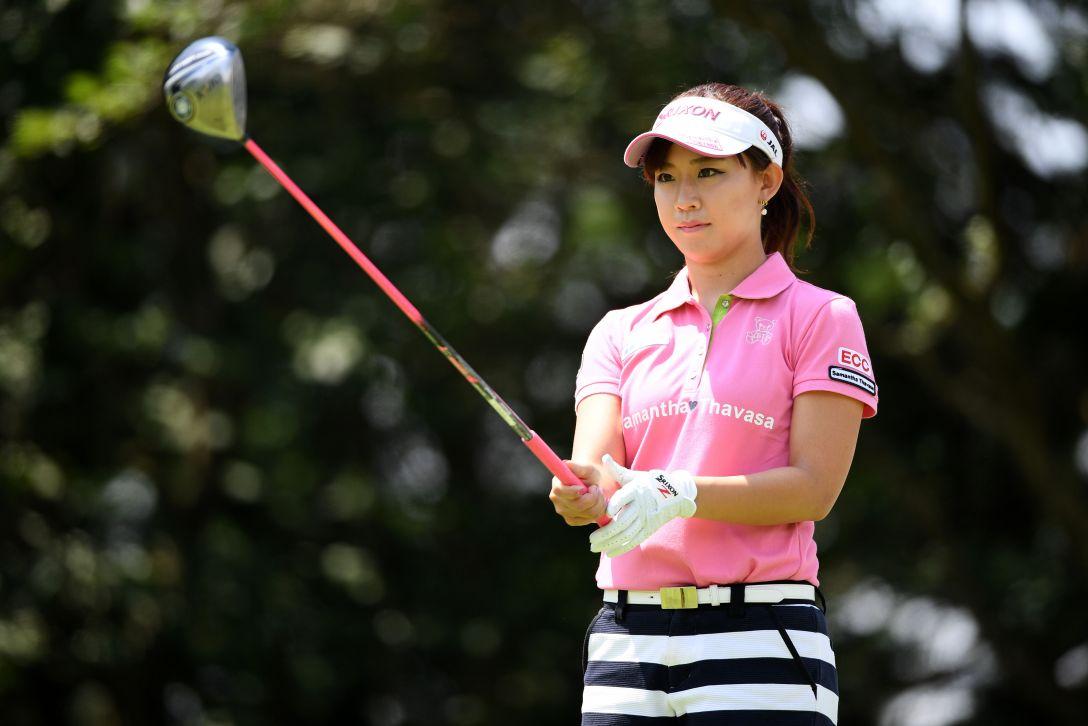 センチュリー21レディスゴルフトーナメント 2日目 香妻琴乃 <Photo:Arrow Press/Getty Images>