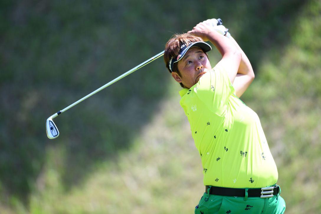 センチュリー21レディスゴルフトーナメント 2日目 表純子 <Photo:Arrow Press/Getty Images>