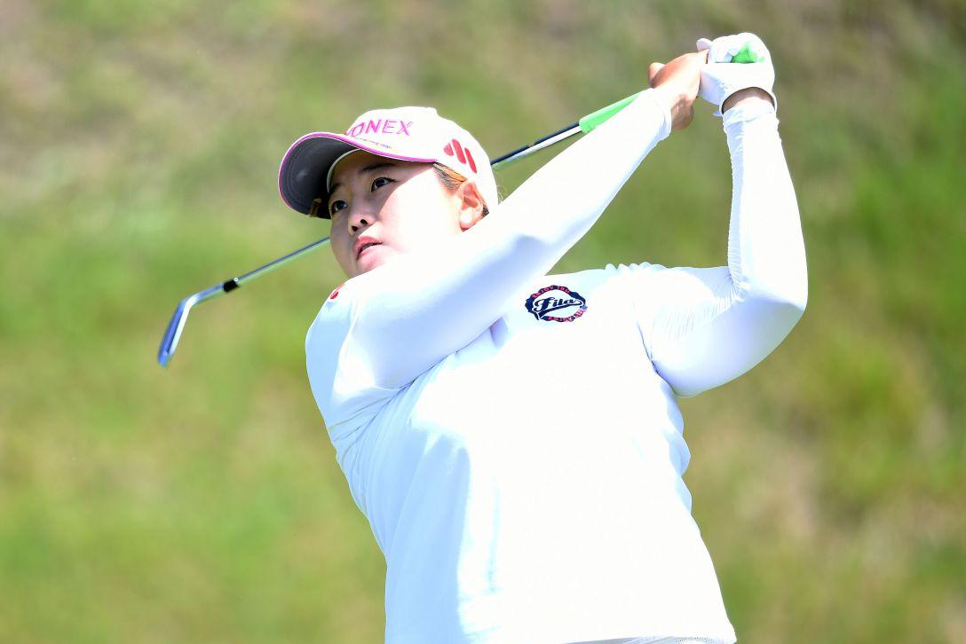 センチュリー21レディスゴルフトーナメント 2日目 アンソンジュ <Photo:Arrow Press/Getty Images>