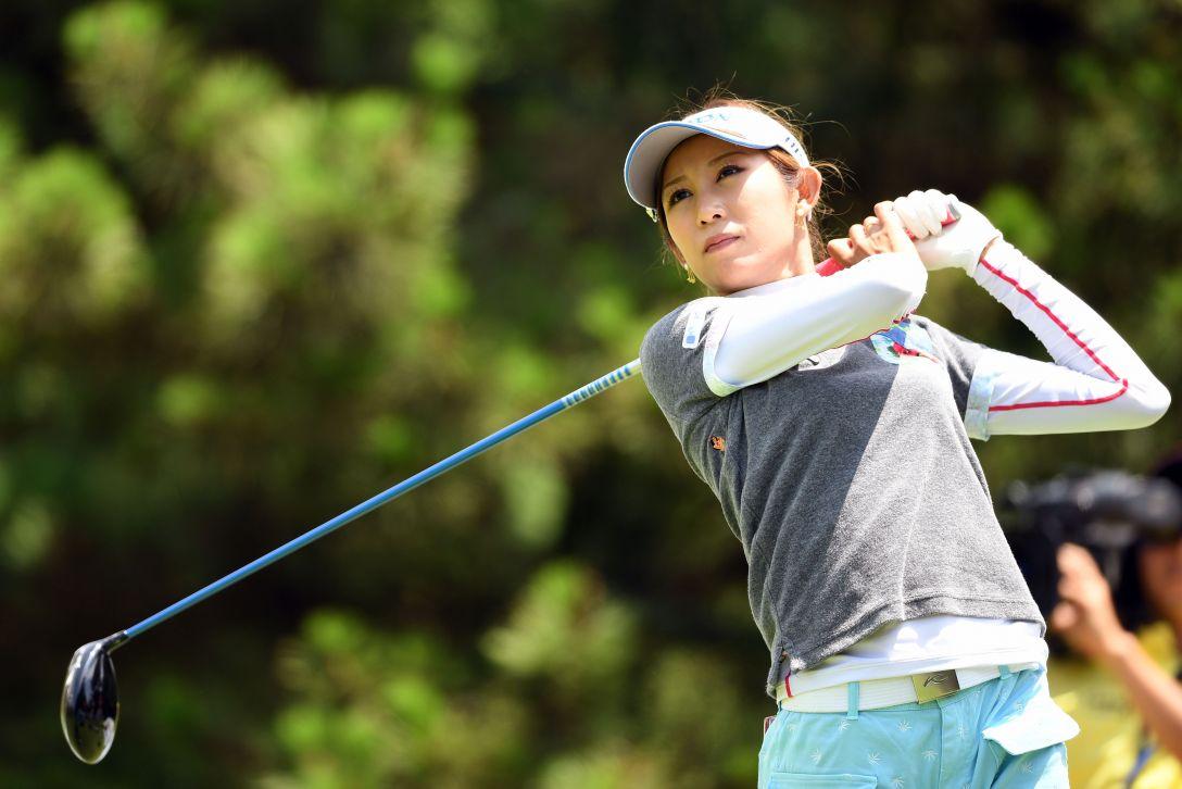 センチュリー21レディスゴルフトーナメント 2日目 金田久美子 <Photo:Arrow Press/Getty Images>