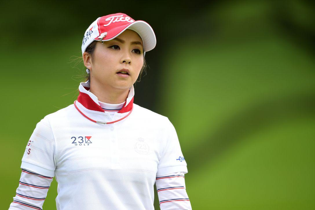 センチュリー21レディスゴルフトーナメント 最終日 菊地 絵理香 <Photo:Arrow Press/Getty Images>