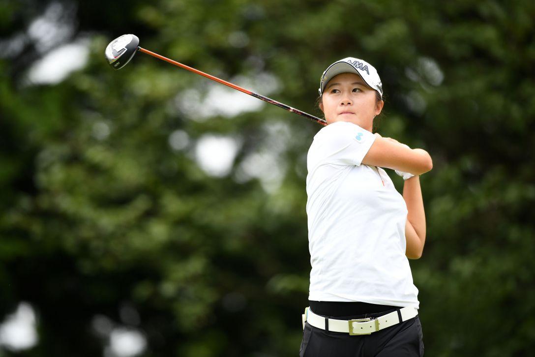 センチュリー21レディスゴルフトーナメント 最終日 森田 遥 <Photo:Arrow Press/Getty Images>
