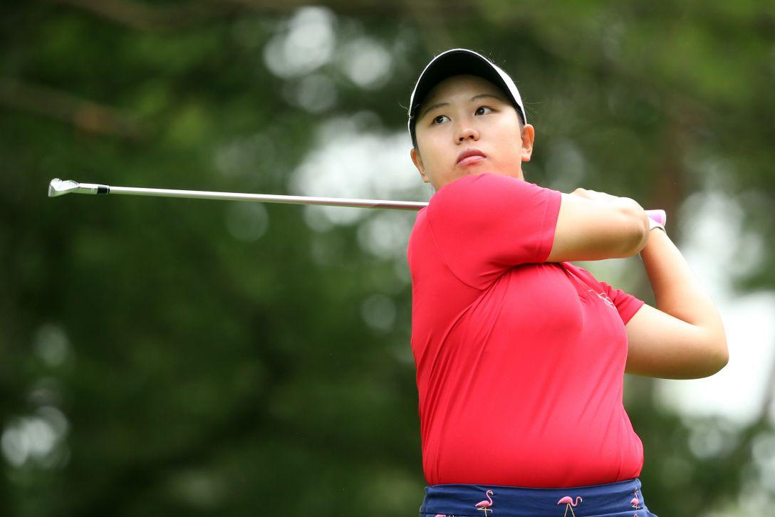NEC軽井沢72ゴルフトーナメント 1日目 ささきしょうこ <Photo:Atsushi Tomura/Getty Images>