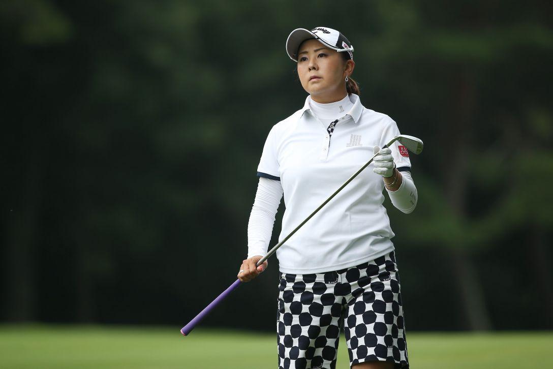 NEC軽井沢72ゴルフトーナメント 2日目 佐伯三貴 <Photo:Atsushi Tomura/Getty Images>