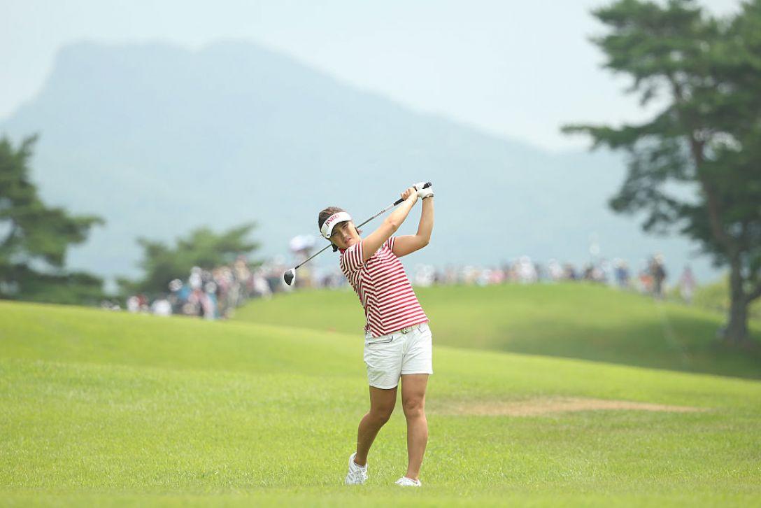 NEC軽井沢72ゴルフトーナメント 2日目 全美貞 <Photo:Atsushi Tomura/Getty Images>