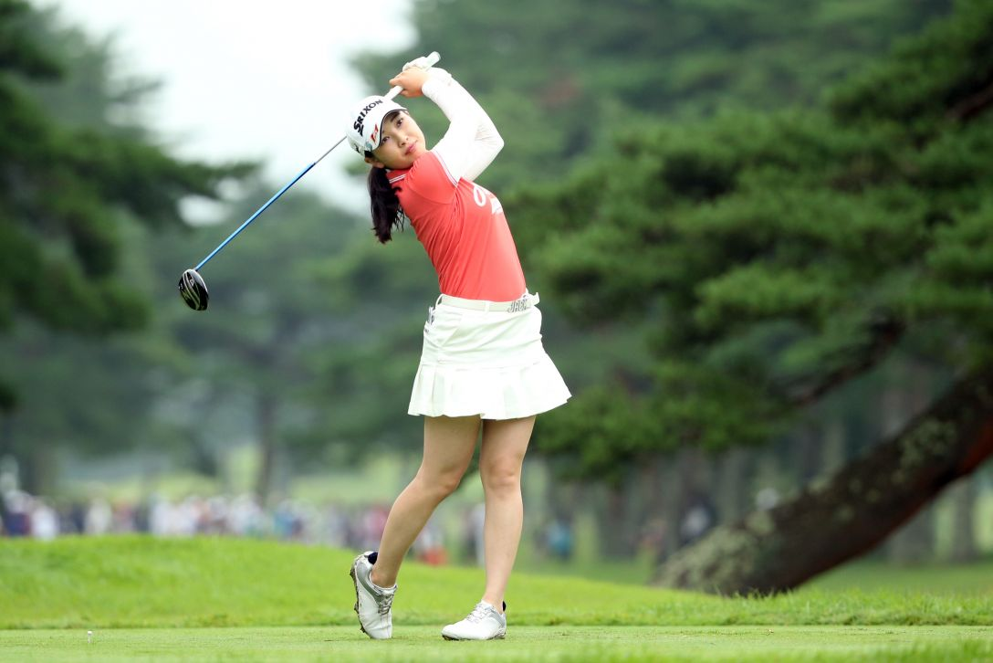 NEC軽井沢72ゴルフトーナメント 最終日 小祝さくら <Photo:Atsushi Tomura/Getty Images>
