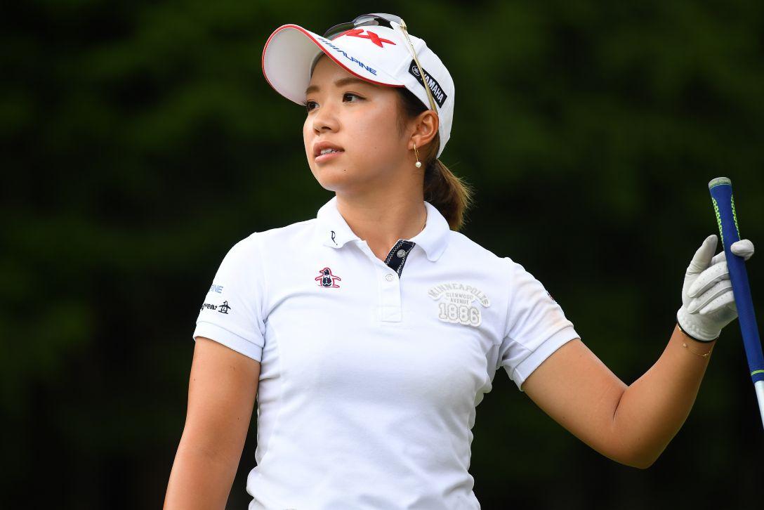 大江香織が悔しさよりも嬉しい2位タイフィニッシュ LPGA 日本女子プロゴルフ協会