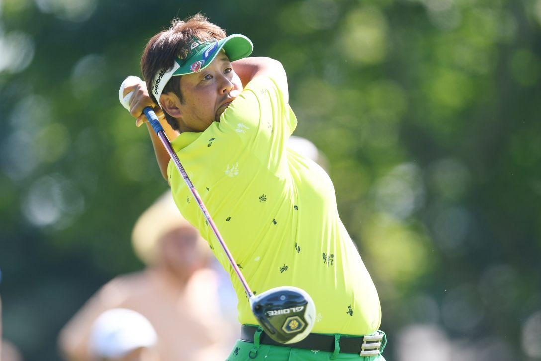 ニトリレディスゴルフトーナメント 1日目 表純子 <Photo:Atsushi Tomura/Getty Images>
