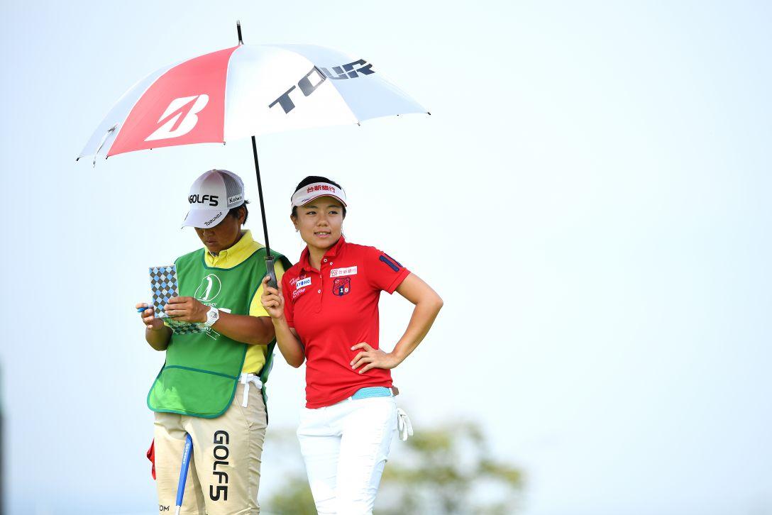 ゴルフ5レディス プロゴルフトーナメント 1日目 サイペイイン <Photo:Masterpress/Getty Images>