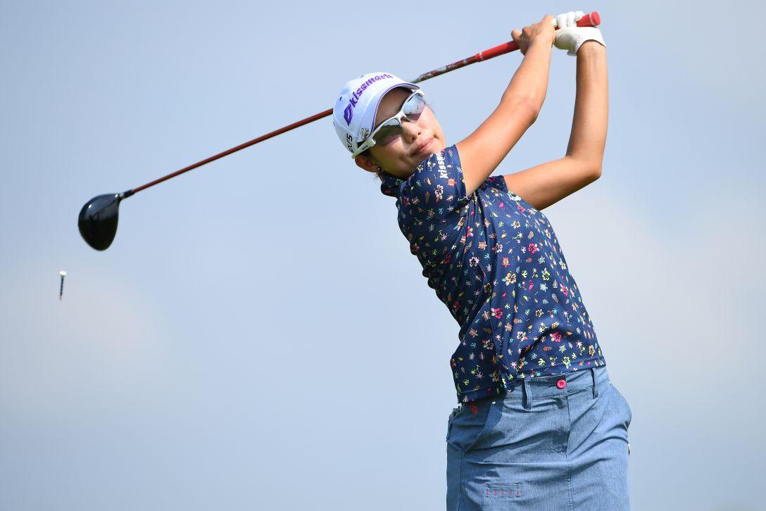ゴルフ5レディス プロゴルフトーナメント 1日目 山田成美 <Photo:Masterpress/Getty Images>