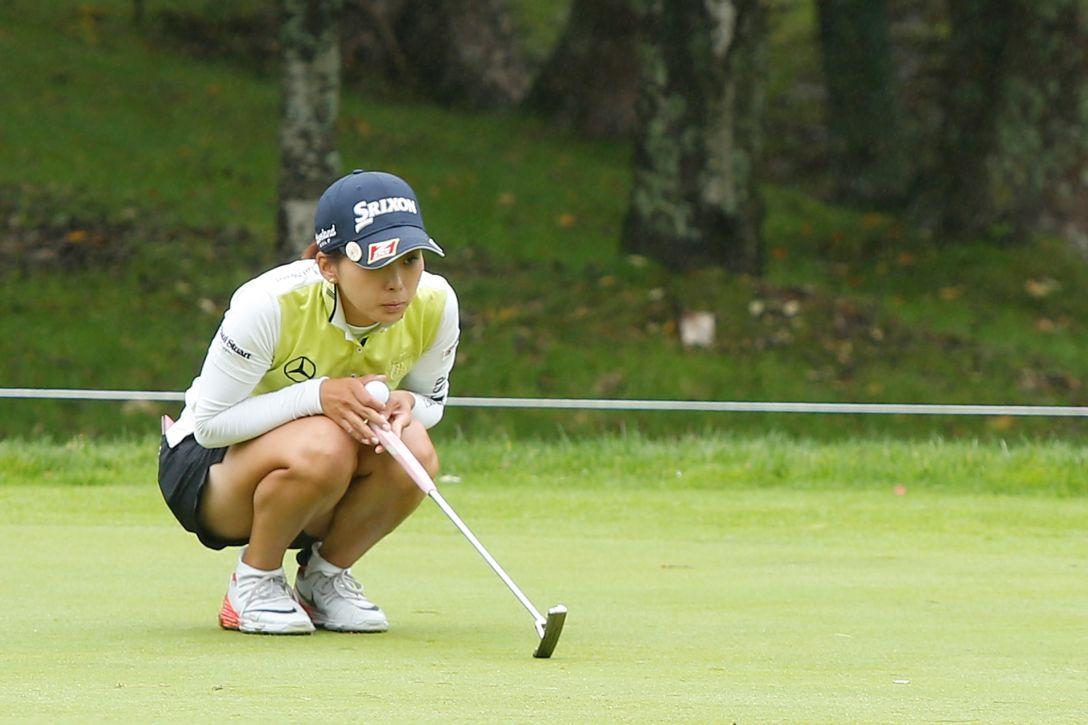 日本女子プロゴルフ選手権大会コニカミノルタ杯 2日目 森美穂 <Photo:Ken Ishii/Getty Images>