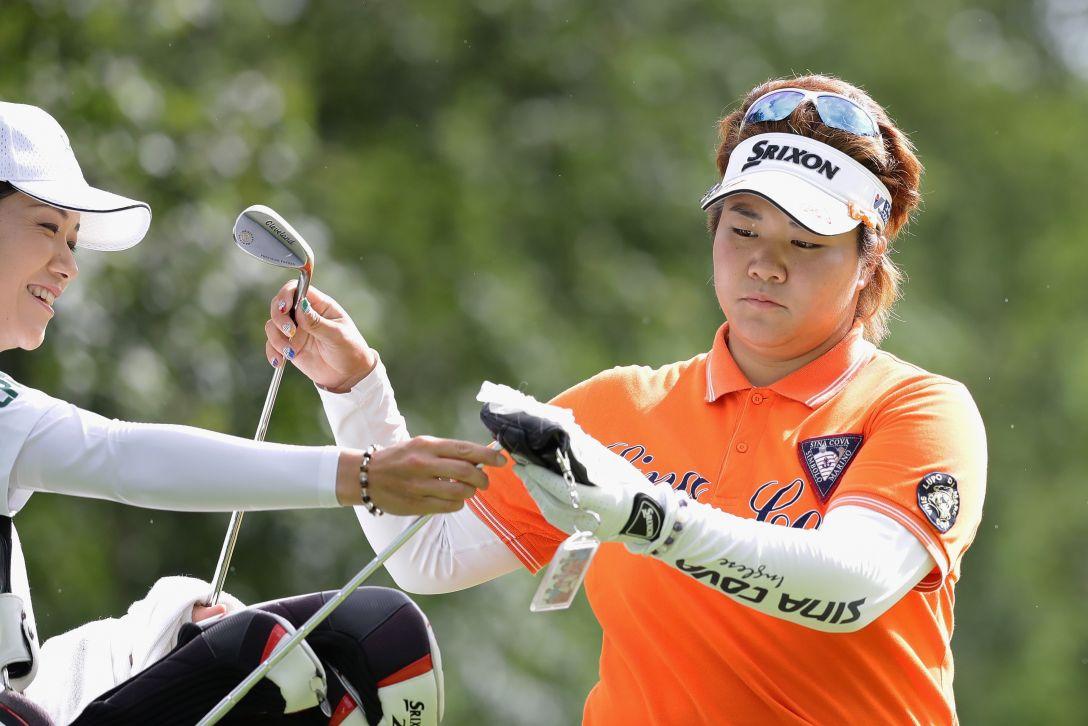 日本女子プロゴルフ選手権大会コニカミノルタ杯 3日目 酒井美紀 <Photo:Chung Sung-Jun/Getty Images>