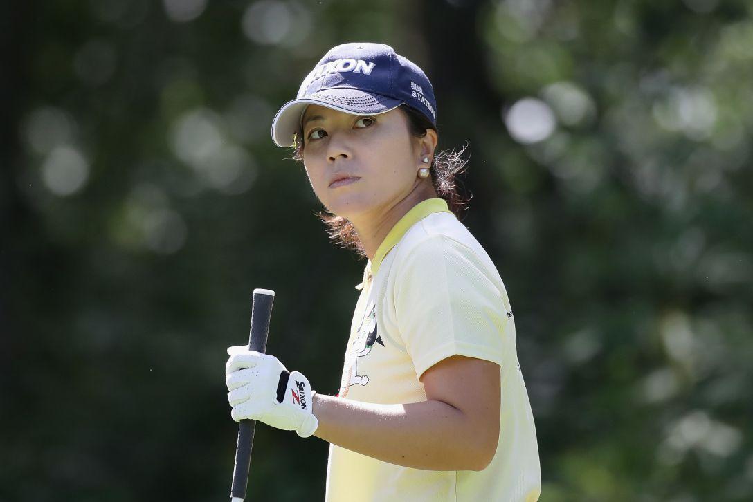 日本女子プロゴルフ選手権大会コニカミノルタ杯 3日目 下川めぐみ <Photo:Chung Sung-Jun/Getty Images>
