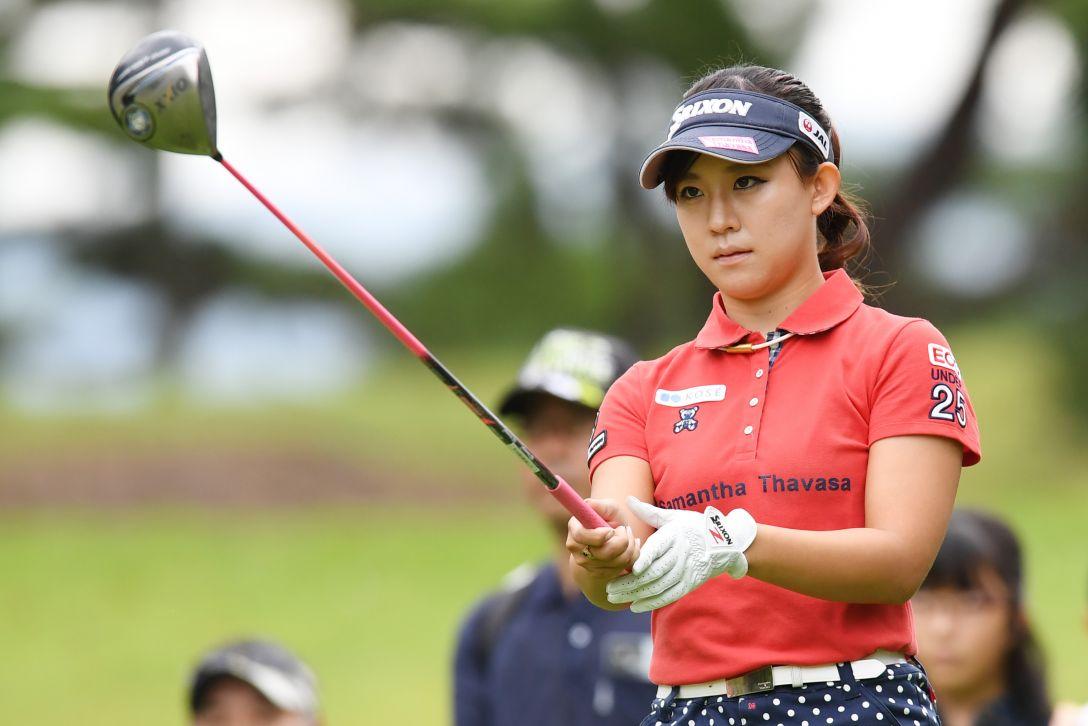 スタンレーレディスゴルフトーナメント 1日目 香妻琴乃 <Photo:Atsushi Tomura/Getty Images>