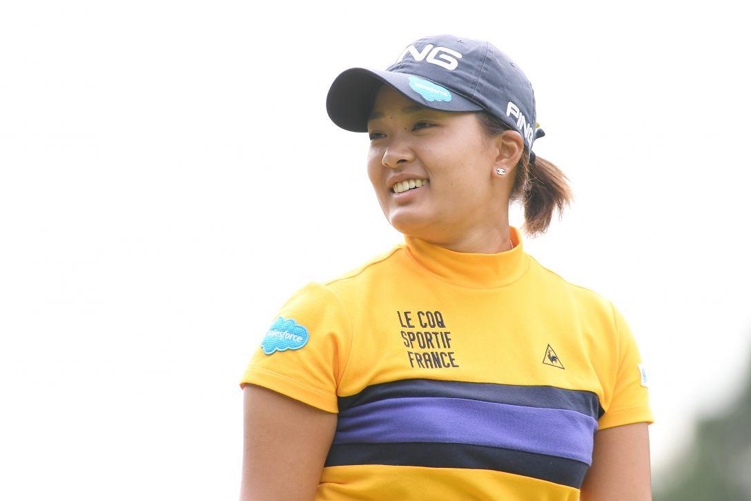 スタンレーレディスゴルフトーナメント 1日目 鈴木愛 <Photo:Atsushi Tomura/Getty Images>