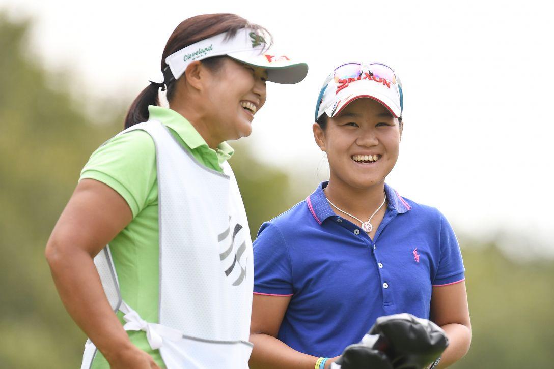 スタンレーレディスゴルフトーナメント 1日目 畑岡 奈紗 <Photo:Atsushi Tomura/Getty Images>
