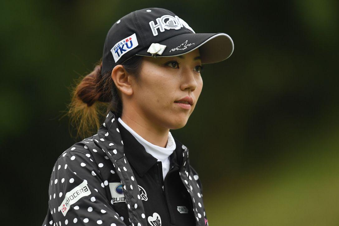 スタンレーレディスゴルフトーナメント 2日目 笠りつ子 <Photo:Atsushi Tomura/Getty Images>