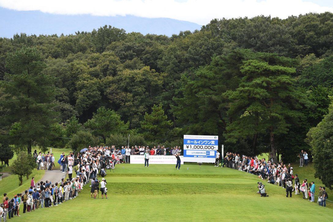 スタンレーレディスゴルフトーナメント 最終日 畑岡奈紗 <Photo:Atsushi Tomura/Getty Images>
