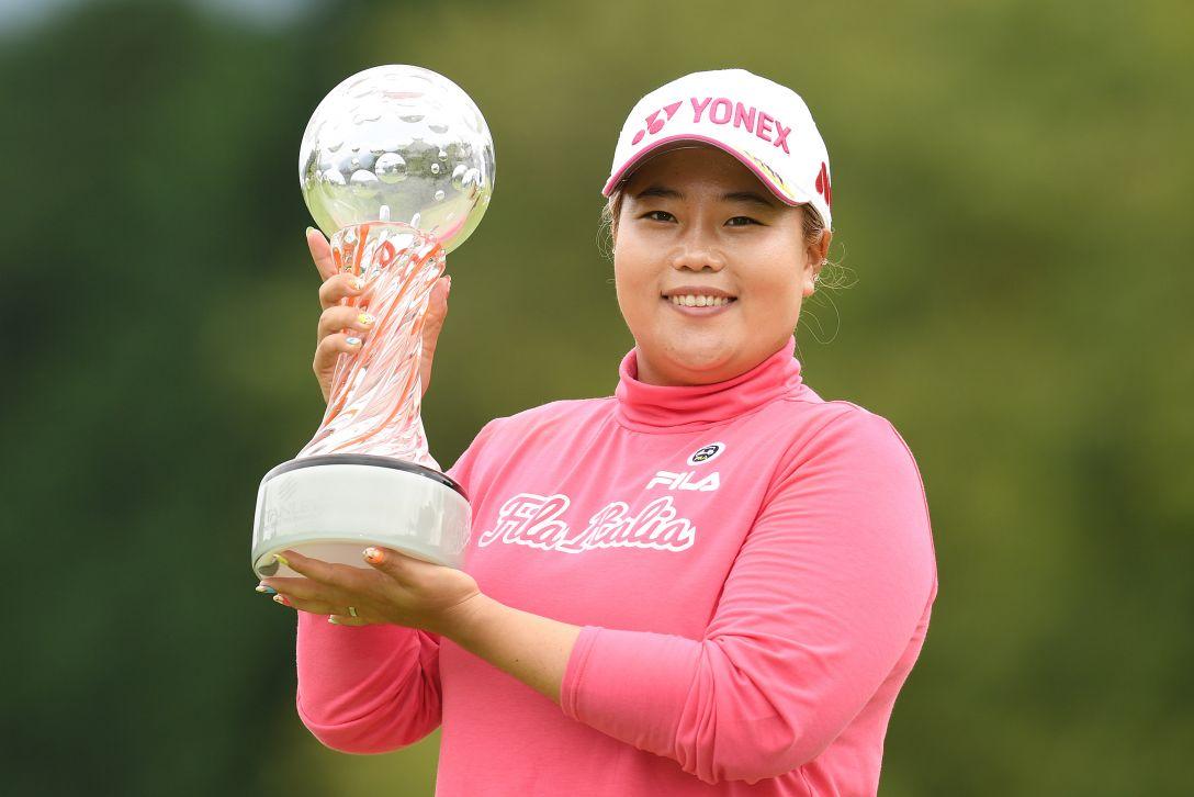 スタンレーレディスゴルフトーナメント 最終日 アンソンジュ <Photo:Atsushi Tomura/Getty Images>