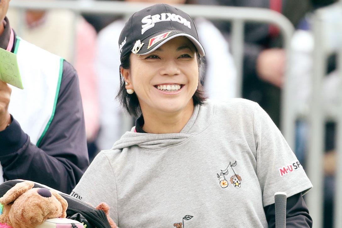 NOBUTA GROUP マスターズGCレディース 3日目 下川めぐみ <Photo:Atsushi Tomura/Getty Images>