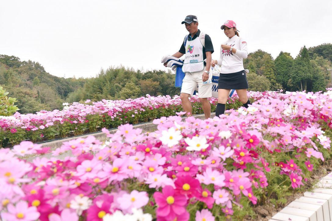 NOBUTA GROUP マスターズGCレディース 3日目 イ ボミ <Photo:Atsushi Tomura/Getty Images>