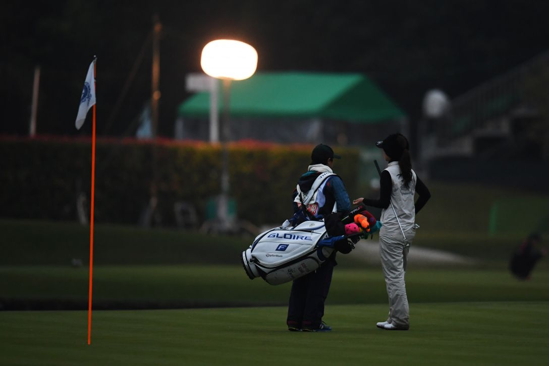 伊藤園レディスゴルフトーナメント 1日目 <Photo:Atsushi Tomura/Getty Images>
