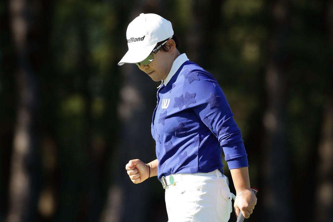 LPGAツアーチャンピオンシップリコーカップ 2日目 申 ジエ <Photo:Chung Sung-Jun/Getty Images>